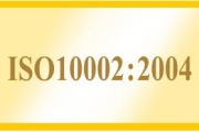 ISO 10002 - Customer Satisfaction Standard